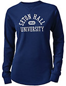 Seton Hall University Women's Sarah Waffle Long Sleeve T-Shirt
