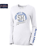 Seton Hall University Women's Long Sleeve T-Shirt