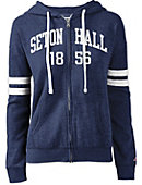 Seton Hall University Women's Victory Springs Full Zip Hooded Sweatshirt