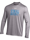 Seton Hall University Pirates Long Sleeve Performance T-Shirt