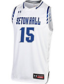 Seton Hall Pirates Basketball #15 Replica Home Jersey