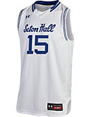 Seton Hall Pirates Basketball Throwback Replica Jersey