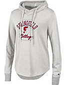 Springfield College Spirit Women's Hooded Sweatshirt
