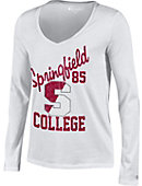 Springfield College Spirit Women's Long Sleeve T-Shirt