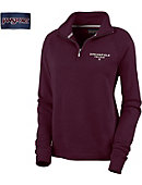 Springfield College Women's 1/4 Zip Chelsea Fleece Pullover