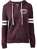 Springfield College Women's Victory Springs Full Zip Hooded Sweatshirt
