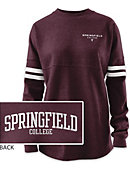 Springfield College Women's Victory Springs Ra Ra Long Sleeve T-Shirt