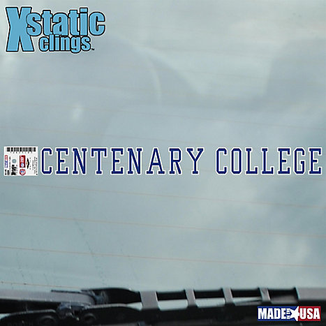 Product: Centenary College Strip Decal