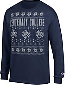 Centenary College Ugly Sweater Long Sleeve T-Shirt