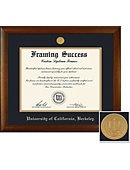 University of California - Berkeley 8.5x11 Bamboo Diploma Frame