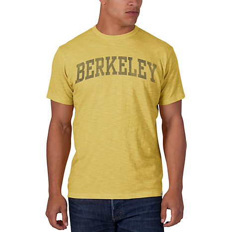 Product: University of California Berkeley Basic Scrum T-Shirt