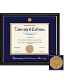 University Of California, Berkeley Coronado BA/MA/PhD Diploma Frame -ONLINE ONLY