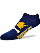 University of California Berkeley Golden Bears Women's No Show Socks