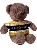 University of California Berkeley Ugly Sweater Cuddle Bear