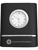 University of California Berkeley Trillium Desk Clock