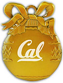 University of California Berkeley Holiday Ornament