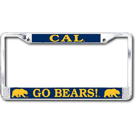 University of California Berkeley Golden Bears License ...