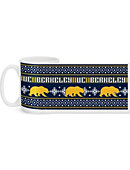 University of California Berkeley Golden Bears Ugly Sweater 15 oz. Mug