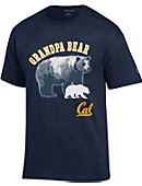University of California - Berkeley Grandpa Bear T-Shirt