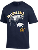 University of California - Berkeley Grandma Bear T-Shirt