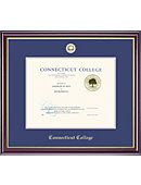 Connecticut College 8.5'' x 11'' Windsor Diploma Frame