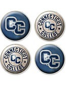 Connecticut College Fridge Magnet 4-Count