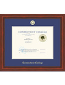 Connecticut College Diploma Frame