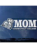 Connecticut College Mom Decal