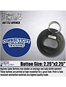 Connecticut College Camels Bottle Opener Key Chain