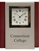 Connecticut College Desk Clock