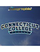 Connecticut College Camels Hologram Stand Decal