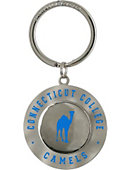 Connecticut College Camels Keychain