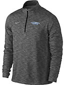Nike Connecticut College Camels 1/4 Zip Heather