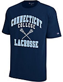 Connecticut College LaCrosse T-Shirt