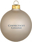 Connecticut College Ornament Ball