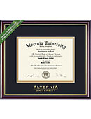 Alvernia University 8.5'' x 11'' Windsor Diploma Frame