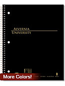 Alvernia University 100 Sheet Notebook