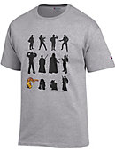 Alvernia University Crusaders Star Wars T-Shirt