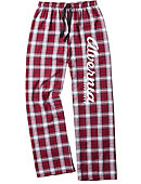 Alvernia University Women's Flannel Pants