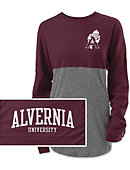 Alvernia University Crusaders Women's Ra Ra T-Shirt