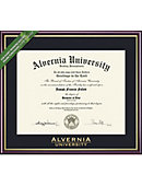 Alvernia University 8.5'' x 11'' Value Price Scholastic Diploma Frame