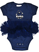 Xavier University Musketeers Infant Creeper with Tutu