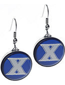 Xavier Domed Earrings