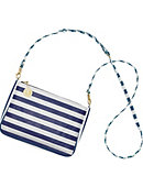 Xavier University Horseshoe Crossbody Purse