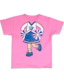 Georgia State University Toddler Cheerleader T-Shirt