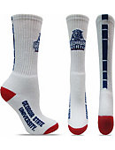 Georgia State University Crew Socks