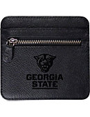 Georgia State University Panthers Leather Wallet