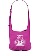 Georgia State University Buckle Sling Bag