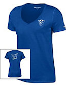 Georgia State University Panthers Women's V-Neck T-Shirt