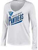 Georgia State University Panthers Women's Long Sleeve V-Neck T-Shirt